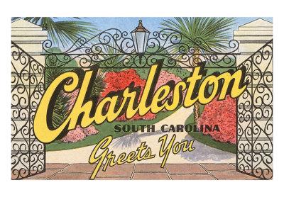 Charlestonpostcard